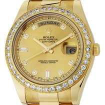 Rolex Day-Date II Yellow gold 41mm Gold