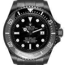 Rolex Sea-Dweller Deepsea Acier 44mm Noir