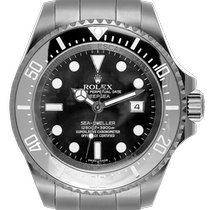 Rolex Sea-Dweller Deepsea Steel 44mm Black United Kingdom, London