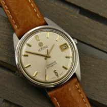 Roamer Steel Automatic Stingray pre-owned