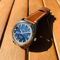 歐米茄 Seamaster 鋼 38mm 藍色 無數字