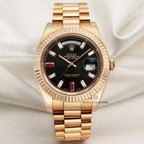Rolex Day-Date II Oro rosa 41mm