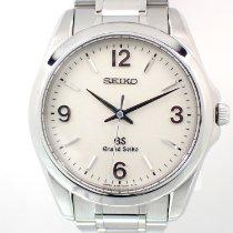 Seiko Grand Seiko Acier 36mm Blanc