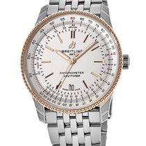 Breitling U17326211G1A1 Gold/Steel Navitimer new United States of America, New York, Brooklyn