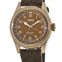 Oris Big Crown Pointer Date 01 754 7741 3166-07 5 20 74BR neu
