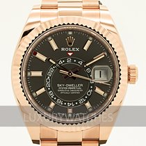 Rolex Sky-Dweller Or rose 42mm