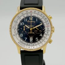 Breitling Yellow gold 42mm Automatic K35330 pre-owned United States of America, California, Marina Del Rey