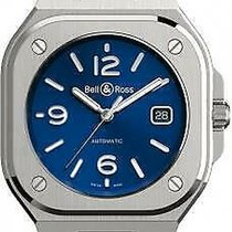 Bell & Ross BR 05 BR05A-BLU-ST/SST 2010 new
