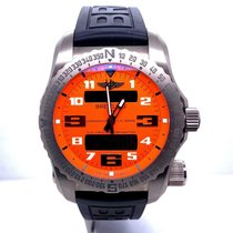Breitling Emergency Titanium 51mm Orange United States of America, New York, New York
