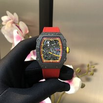 Richard Mille Carbon 38.7mm Automatic RM67-02 new Indonesia, Jakarta Selatan