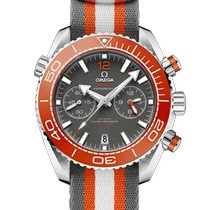Omega Seamaster Planet Ocean Chronograph new 2020 Automatic Chronograph Watch with original box and original papers 215.32.46.51.99.001
