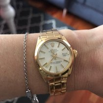 Rolex Oyster Perpetual Lady Date 6916 1970 occasion