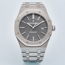 Audemars Piguet Royal Oak Selfwinding 爱彼 15400 Very good Steel 41mm Automatic