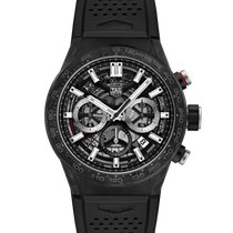 TAG Heuer Steel 43mm Automatic CBG2016.FT6143 new