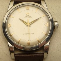 Omega Stahl 34.2mm Automatik 2767–6 SC  Hammer-Automatic(Bumper) Omega Seamaster,Cal. 354 gebraucht