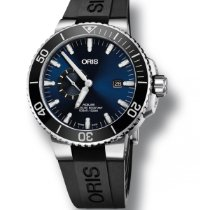 Oris Aquis Small Second new 2021 Automatic Watch only 01 743 7733 4135-07 4 24 64EB