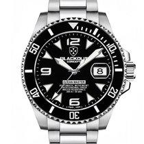 Black-Out Concept Steel 42mm Automatic Black-Out Concept Ocean Master new
