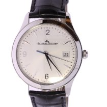 Jaeger-LeCoultre Steel 39mm Automatic 1548420 pre-owned
