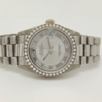 Rolex pre-owned Automatic 31mm Sapphire crystal