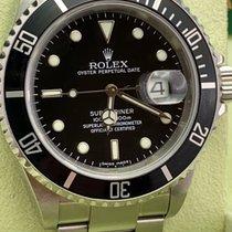 Rolex Submariner Date 16610 2006 подержанные