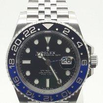 Rolex neu Automatik 40mm Stahl Saphirglas