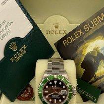 Rolex Submariner Date 16610LV Fat Four 2005 nouveau