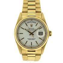 Rolex Day-Date 36 18038 1977 pre-owned