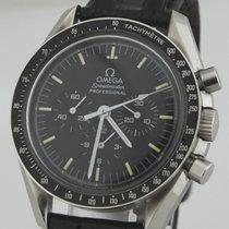 Omega Speedmaster Professional Moonwatch Stahl 42mm Schwarz Keine Ziffern Deutschland, Rheine