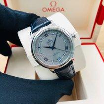 Omega De Ville Prestige nouveau Remontage automatique Montre avec coffret d'origine et papiers d'origine 424.13.33.20.56.002