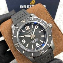 Breitling Superocean Héritage 46 Сталь 46mm Чёрный