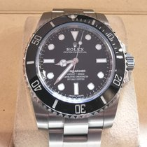 Rolex Submariner (No Date) 114060 Gut Stahl 40mm Automatik
