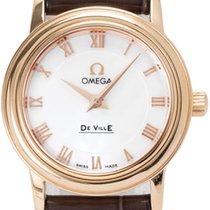 Omega De Ville Prestige Or rose 22mm