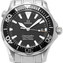 Omega 2262.50.00 Zeljezo 1998 Seamaster Diver 300 M 36.2mm rabljen