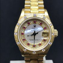 Rolex Lady-Datejust 69288 1993 rabljen