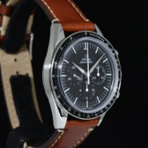 Omega Speedmaster Professional Moonwatch Acciaio 39.7mm Nero Senza numeri Italia, Atelier Orologiaio Milano