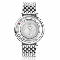 Versace Steel 36mm Quartz VFH010013 new United States of America, New York, New York