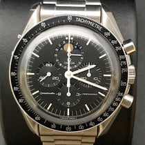 Omega Speedmaster Professional Moonwatch Moonphase подержанные 42mm Сталь