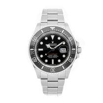 Rolex Sea-Dweller 4000 Steel 43mm Black No numerals United States of America, Pennsylvania, Bala Cynwyd