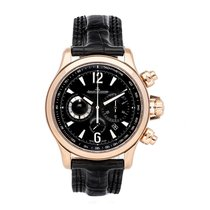 Jaeger-LeCoultre Master Compressor Chronograph 2 Rose gold 41.5mm Black Arabic numerals United States of America, Pennsylvania, Bala Cynwyd