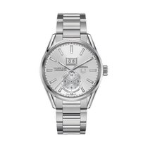 TAG Heuer Carrera Calibre 8 Steel 41mm Silver