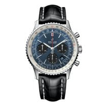 Breitling Navitimer 1 B01 Chronograph 43 Steel 43mm Blue United Kingdom, Bowness on Windermere