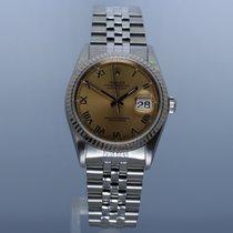 Rolex Datejust новые 1993 Автоподзавод Часы с оригинальными документами и коробкой 16234