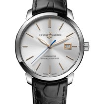 Ulysse Nardin San Marco new 2013 Automatic Watch with original box and original papers 8153-111-2/90