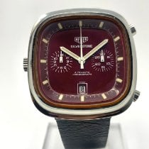 Heuer Steel 42mm Automatic 110.313 pre-owned