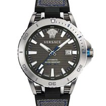 Versace Steel 45mm Automatic VERC00118 new United States of America, New York, New York