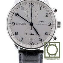 IWC Portuguese Chronograph IW371417 2011 подержанные