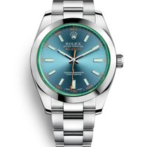 Rolex Milgauss new 2020 Automatic Watch with original box and original papers 116400GV