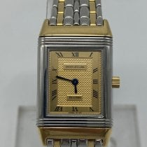Jaeger-LeCoultre Or/Acier 19mm Quartz Reverso Dame occasion France, Paris