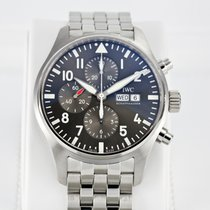 IWC Pilot Spitfire Chronograph IW377719 2020 new