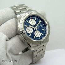 Breitling Colt Chronograph Automatic Steel Blue United States of America, Florida, Orlando